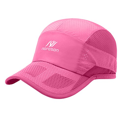 Unisex Baseball Cap Mütze Kappe Hut Sonnenhut aus Baseball Hip Hop Cap Sommerhut für Damen Herren Mädchen Jungen- Rosa