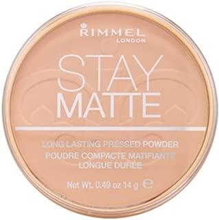 (3 Pack) RIMMEL LONDON Stay Matte Long Lasting Pressed Powder - Sandstorm