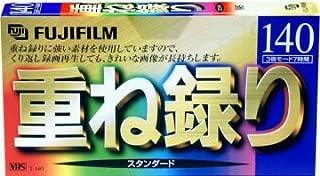 FUJIFILM T-140 F AG G ビデオテープ 重ね録り