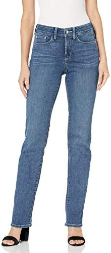 NYDJ Women s Marilyn Straight Denim Jeans New Heyburn 0 product image