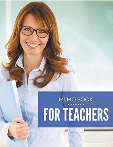 Memo Book For Teachers