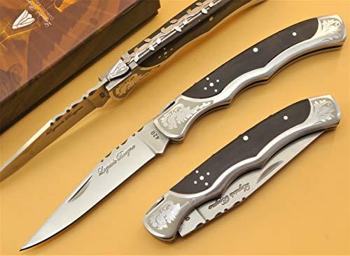 Taschenmesser Laguiole Outdoormesser Designer-Messer Klappmesser Laguiole Messer EINZIGARTIG (4161)