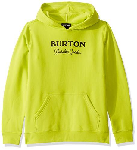 Burton Boys Durable Goods Pullover, Tender Shoots, Small