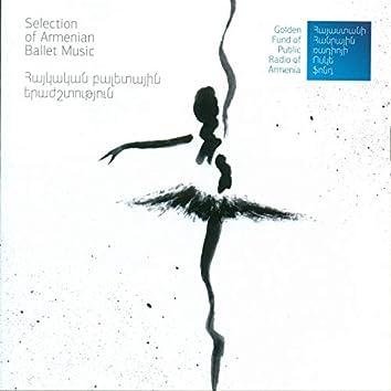 Selection of Armenian Ballet Music