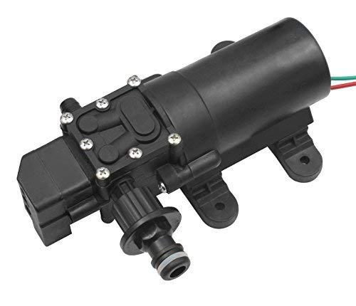12V Wasser Pumpe selbstansaugende Druckwasserpumpe Automatik Druck