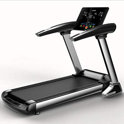 XXHDEE Household mute release energy-saving motors powered treadmill run long-term storage, diverse populations...