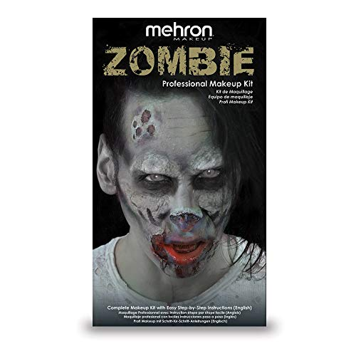 Mehron Professional Makeup Kit (Zombie)