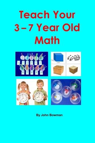Teach Your 3 7 Year Old Math