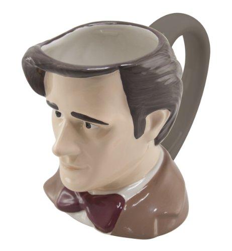 Doctor Who Eleventh Doctor Collectors Ceramic 3D Mug (DR206)