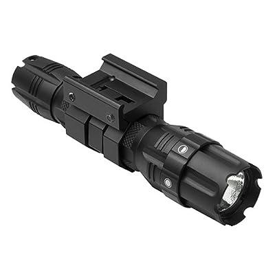 NcSTAR NC Star Pro Series Green LED Flashlight/250 Lumns, One Size