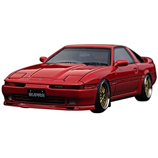 ignition model 1/43 Toyota Supra 3.0 GT (MA70) Red