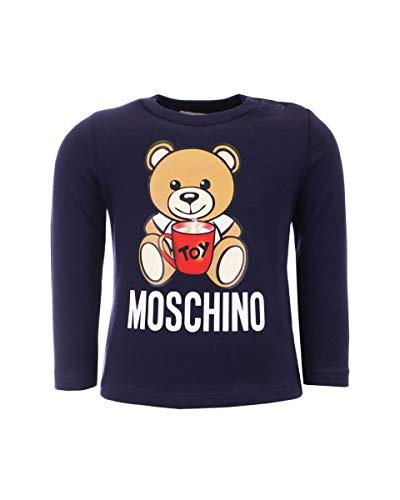 MOSCHINO BABY Camiseta Cupful Teddy para bebé turquesa 75 cm(6-9 meses)