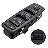 68231805AA Master Power Window Control Switch Front Left Driver Side 68139805AD 68139805AB for Chrysler 200CS 300CS, Dodge Charger, Ram 1500 2500 3500 4500 5500