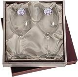 Copas de Vino Personalizadas - Regalos para Bodas y Aniversarios (Copas Bodas Plata)