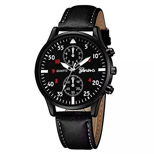 QWYU Los hombres ocasionales de moda de las mujeres reloj extranjeros cinturones Feminino Zegarek Damski E