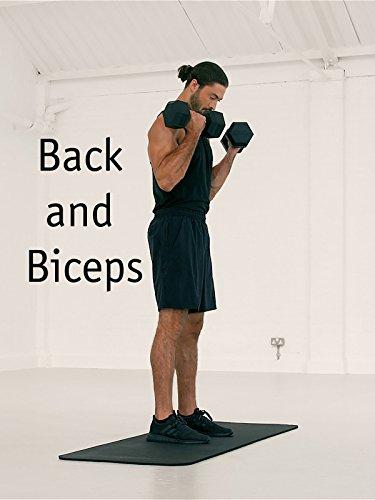 Crosby Tailor: Body Sculpt - Back & Biceps