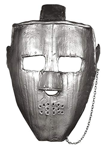 Quiet Riot Metal Health Mask by Trick or Treat Studios Silver