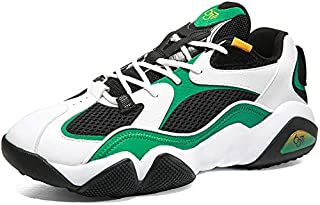 PEAK Men's Mesh Breathable Casual Shoes Adaptive High Elastic Midsole Sports Shoes Culture Shoes