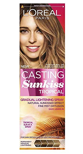 Die L 'Oreal Casting Sunkiss Tropical Spray Kastanienbraun scuro-chiar 125 ml
