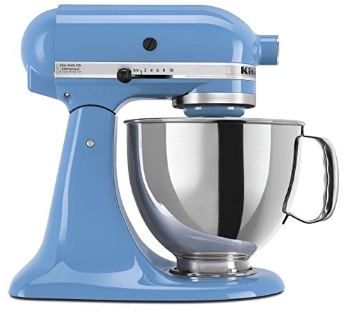 KitchenAid 4-1/2-Quart Ultra Power Stand Mixer, Twilight Blue