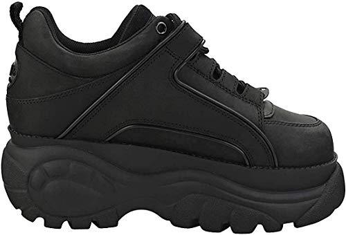 Buffalo 1339-14 2.0 Damen Sneaker, Schwarz, 39 EU