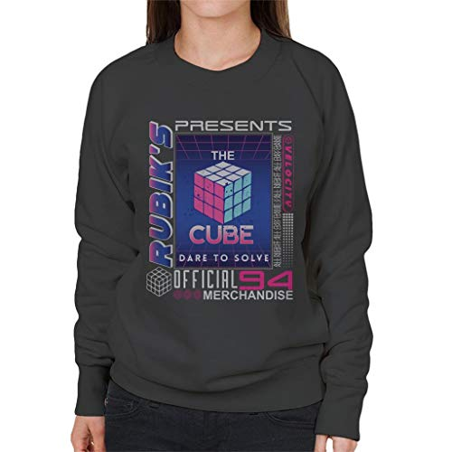 Rubik's Retro Official 94 Sweatshirt voor dames