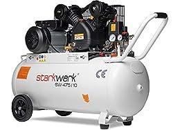 Power Station Compressor SW 475 / 10-10 Bar - 100L Boiler