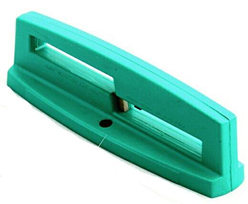 MULTI-SHARP 1401 Affûteuse de cisailles et Ciseaux de Jardin - Tous Types de cisailles et de Ciseaux pour droitiers et gauchers