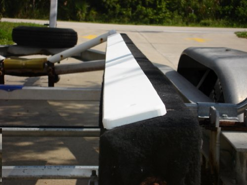 Trailer Bunk Glides (5' x 48') kit of 4
