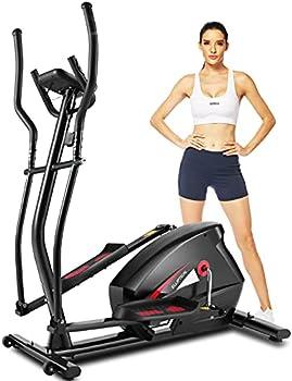 FUNMILY Cardio Cross Trainer Elliptical Machine