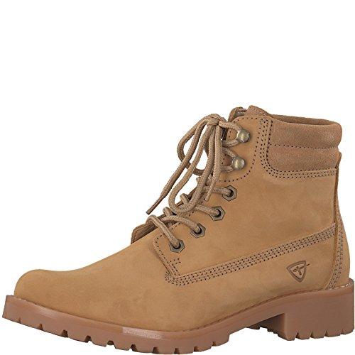 Tamaris 1-1-25242-30 Damen Stiefel, Boots, Stiefeletten für die modebewusste Frau braun (Camel), EU 41
