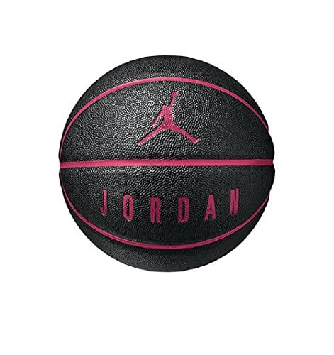Nike Jordan Ultimate 8P Basketball (7, Black/red)