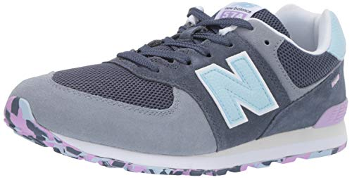 New Balance 700300-40 Mädchen Sneakers Blau, EU 34,5