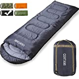 Sleeping Bag for Adults, Girls & Boys, Lightweight Waterproof Compact,...