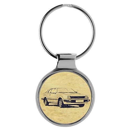 KIESENBERG Schlüsselanhänger Geschenke für Honda Prelude Oldtimer Fan A-6403
