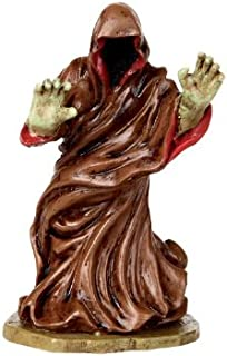 2010 Lemax Spooky Town Creepy Faceless Ghoul Village Figurine