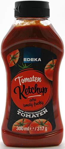 Edeka Tomaten Ketchup extra tomatig-fruchtig, 4er Pack (4 x 300ml)