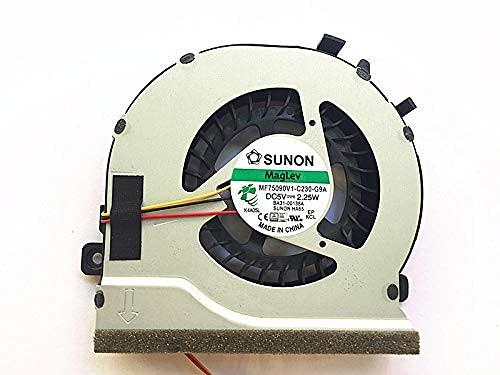 Ellenbogenorthese-LQ Nuevo Ventilador de refrigeración de CPU para computadora portátil para Samsung NP275E5E NP270E5E NP270E5V NP270E4V (Color : Default)