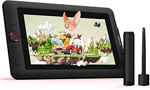 XP Pen Artist 12 Pro 11,6 Zoll Grafiktablett mit Pen IPS Display Drawing Tablet 60° Neigungserkennung für Fernunterricht Home-Office