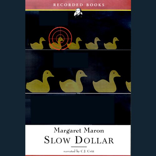 Slow Dollar audiobook cover art