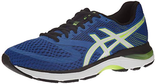 Asics Gel-Pulse 10, Zapatillas de Running Hombre, Azul (Imperial/Silver 401), 42 EU