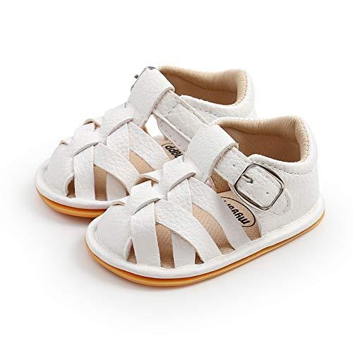 Sandalias Bebé Niña Verano Zapatos Casual Comodas Goma Antideslizante Suela Suave Sandalia