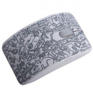 Marca Bobino-Ratón Optico-Modelo All Around my Mouse