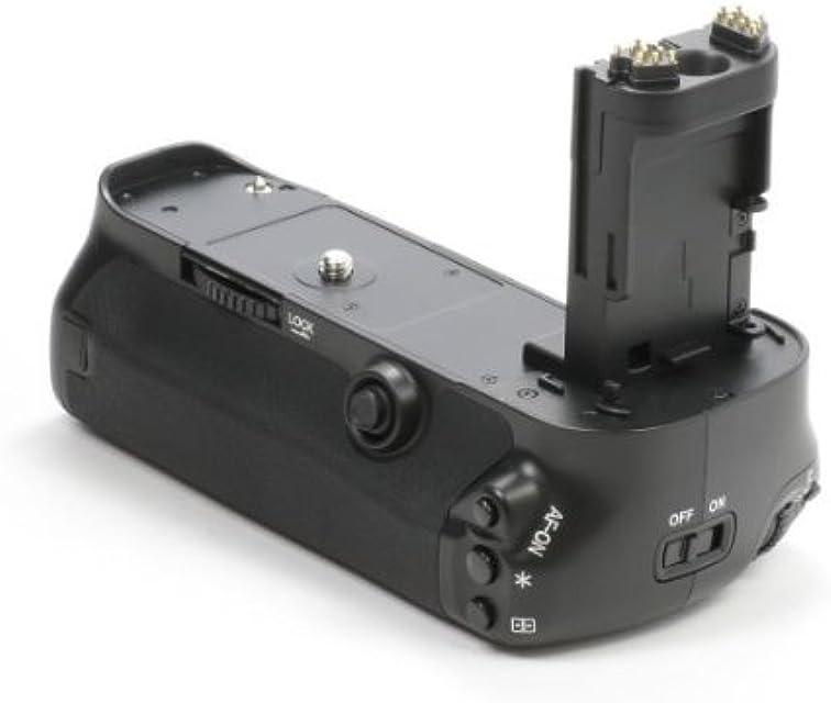 Meike–Empuñadura de batería proporciona para Canon EOS 5d mark iii (similar a BG-E11 para baterías LP-E6)