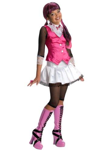 Generique - Draculaura Monster High-Kostüm für Mädchen