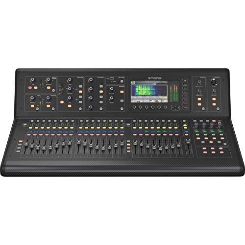 Midas Digitale Konsole für Live und Studio mit 40 Eingangskanälen, 32 Midas PRO Mikrofonvorverstärkern und 25 Mix-Bussen und Live Multitrack Aufnahme (M32LIVE)