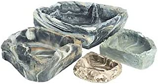 وعاء ركن للطعام والماء من فلوكرز Medium 011673