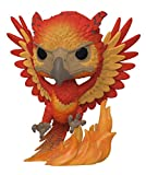 Funko Pop! Harry Potter - Fawkes (Flocked) #84 - 2019 SDCC Shared Exclusive