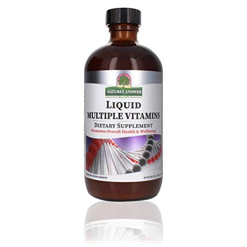 Nature's Answer Multiple Vitamins 240ml
