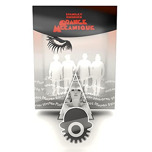 Orange mécanique [Édition Titans of Cult-SteelBook 4K Ultra HD + Blu-Ray + Goodies]